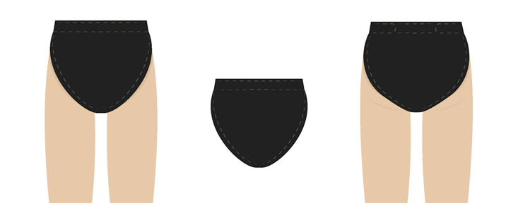 , Modicine Patientwear. Surgical undergarments designed for your comfort and privacy.
